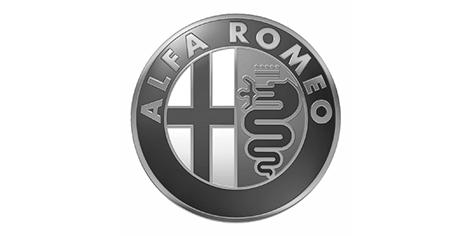 Customer logo Alfa Romeo