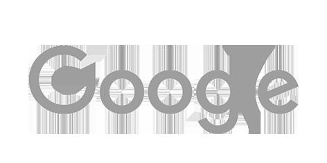 Customer logo Google