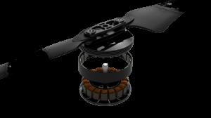 drone motor, hoe werkt een drone