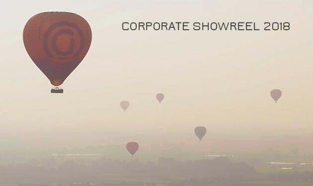 Corporate Showreel layover