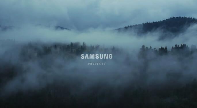 drone portfolio Samsung