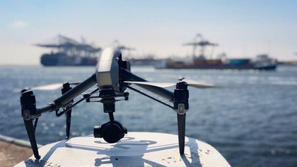 Dutch drone company Amsterdam