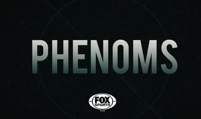 Phenoms drone portfolio