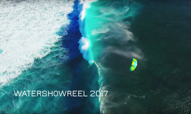 drone watershowreel