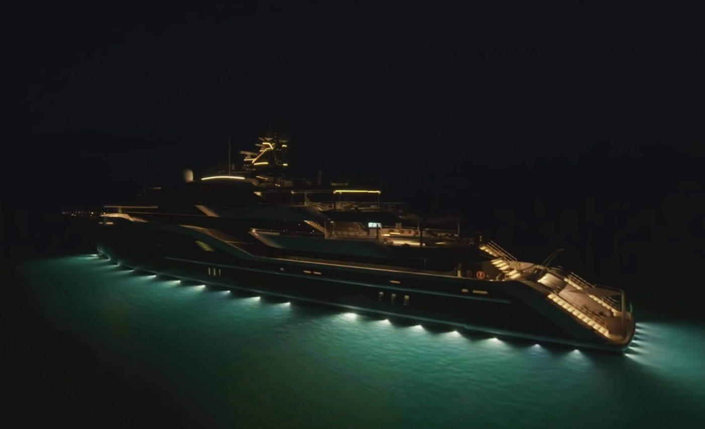 OceAnco DAR superyacht