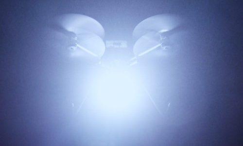 grote drone met LED