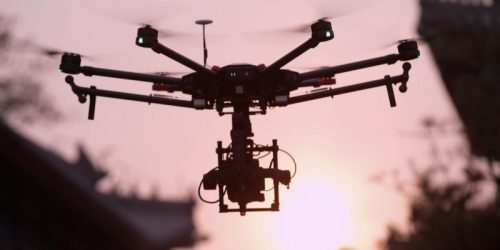 Matrice 600 drone
