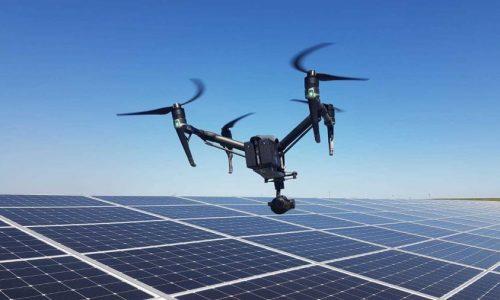 Drone inspectie