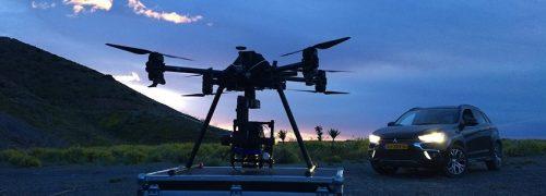 Blog drone shoot