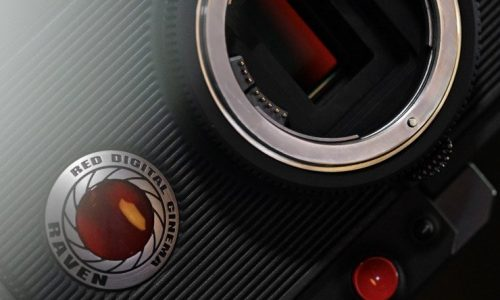 RED camera sensor